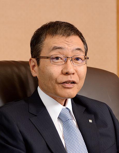 セコム株式会社 財務本部 常務取締役 財務本部長 中山 潤三