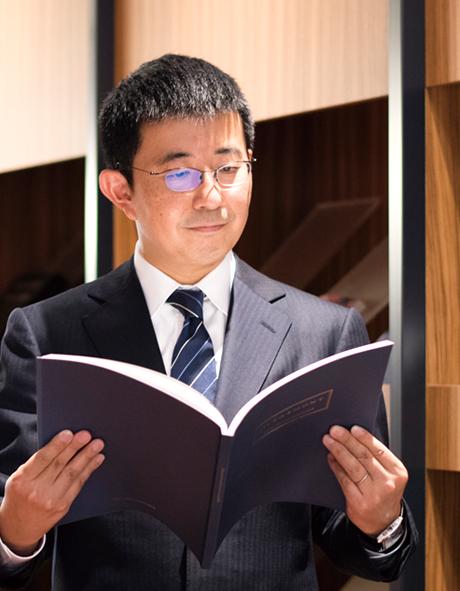 リシュモン ジャパン株式会社 経理本部 本部長 佐藤 久史