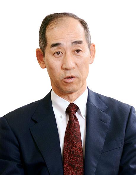 東ソー株式会社 経営管理室・財務部 取締役 常務執行役員 経営管理室長 兼 購買・物流部長 河本 浩爾