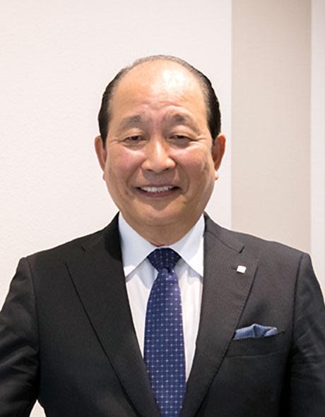 株式会社ちふれ化粧品 代表取締役社長 片岡 方和