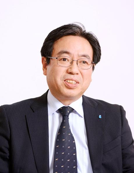 昭和電工株式会社 財務・経理部 財務・経理部長 中野 知久