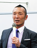 金融庁 総括審議官 佐々木 清隆