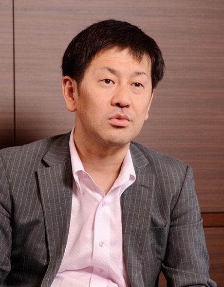 日本駐車場開発株式会社 財務経理部 財務経理部長 澤井 正臣