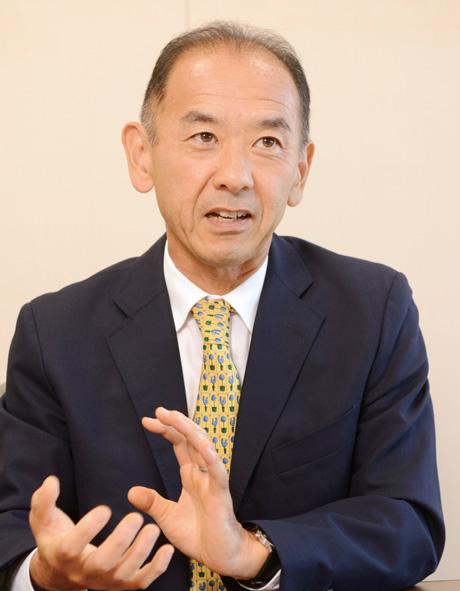 日産自動車株式会社 経理部 経理部 連結会計グループ 担当部長 常原 二郎