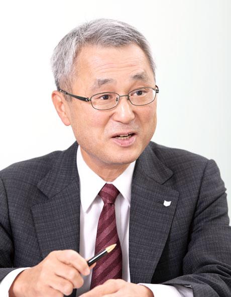 キヤノン株式会社 経理本部 執行役員 経理本部副本部長 長島 和彦