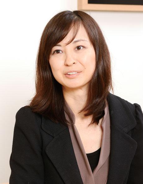 株式会社じげん 経営管理部 経営管理部 部長 波多野 佐知子