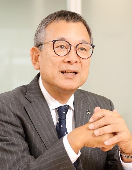 公益社団法人日本プロサッカーリーグチェアマン  村井 満