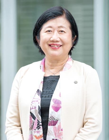 日本公認会計士協会 前会長(現相談役) 関根 愛子