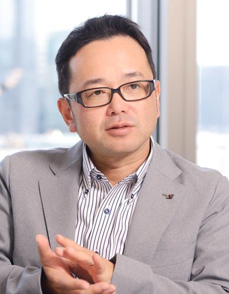 EY新日本有限責任監査法人 Digital Audit推進部 加藤 信彦