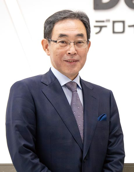 有限責任監査法人トーマツ 包括代表 國井 泰成