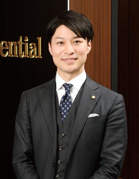 プルデンシャル生命保険株式会社 港第三支社 コンサルティング・ライフプランナー 菊池 諒介
