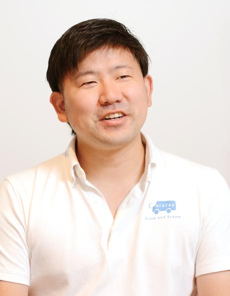 Carstay株式会社  岩本 舜夫