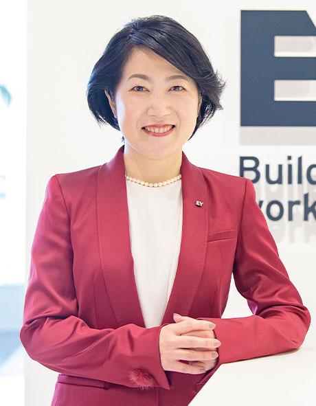 EY新日本有限責任監査法人 理事長 片倉 正美