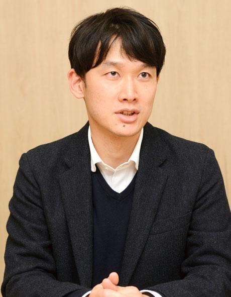 三菱地所株式会社 経理部 会計ユニット 主事 柳澤 大輔