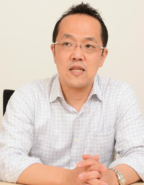 株式会社INPEX 財務・経理本部 左から、安藤 亮太/谷口 レイモンド