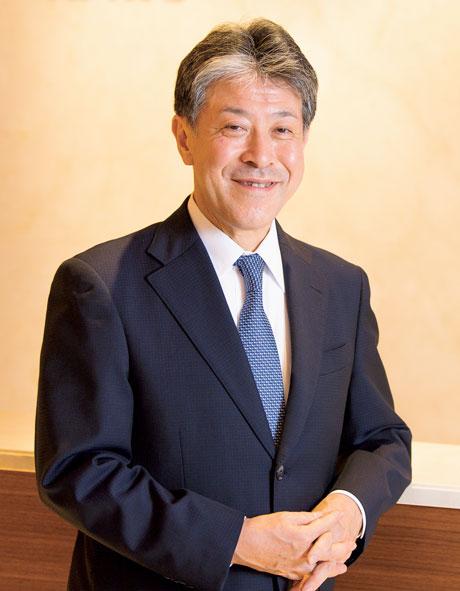 有限責任あずさ監査法人 会長 髙波 博之
