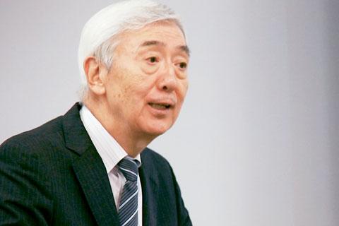 IFAC・JICPA元会長