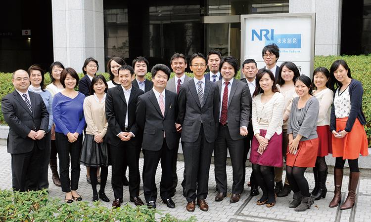 株式会社野村総合研究所(NRI)