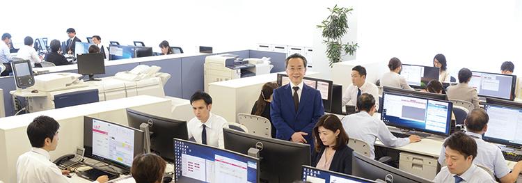 事務所探訪