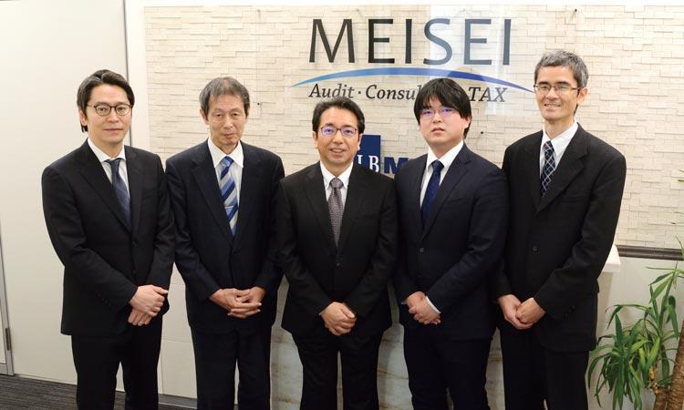 HLB Meisei 有限責任監査法人